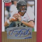 2010 SAGE HIT TONY PIKE AUTOGRAPH 214/250 w/FREE SHIPPING!