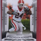 2009 Prestige Knowshon Moreno SP Rookie