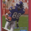 1998 Stadium Club Randy Moss Rookie