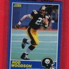 1989 Score Rod Woodson