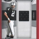 2010 Certified Willie Brown GU Jersey 095/250