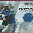 2010 Certified Jahvid Best Jersey 122/250