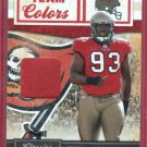 2010 Classics Gerald McCoy 2 color patch 30/50
