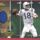 2003 Fleer Peyton Manning GU Jersey