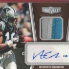2010 Unrivaled Armanti Edwards Auto/2 Color Jersey 240/349