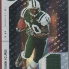 2011 Rookies & Stars Santonio Holmes 2 Color Patch 08/50