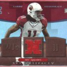 2007 Artifacts Larry Fitzgerald GU Jersey 204/250
