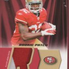 2011 Topps Kendall Hunter 2 Color Rookie Patch