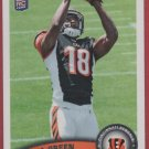 2011 Topps A.J. Green Factory Set Rookie
