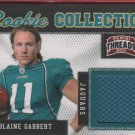 2011 Threads Blaine Gabbert Jersey 189/299