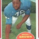 1960 Topps Roosevelt Brown