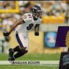 2011 Threads Anquan Boldin 2 Color Patch 68/99