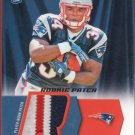 2011 Topps Shane Vereen 4 Color Rookie Patch