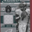 2011 Timeless Treasures Michael Vick GU Jersey 076/250