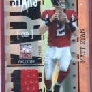 2010 Elite Matt Ryan 2 Color Patch 14/50