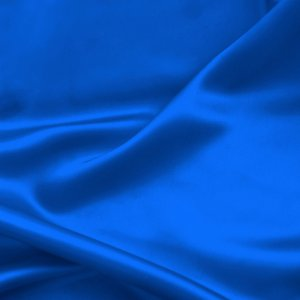 "1 Yards of Satin Fabric 60"" W Royal Just $3.99 /Yard"