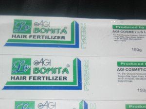 La Bomita Hair Fertilizer (quantity of 3)