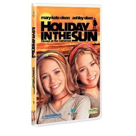 Holiday In The Sun VHS Tape