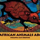 African Animals ABC (Large Format Board Book)