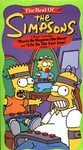 The Best of the Simpsons - V. 1 (VHS, 1997) - UNCUT SEASON 1 EPISODES - LIKE NEW