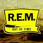 Music CD REM Album Out Of Time