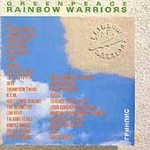 MUSIC CD: Greenpeace: Rainbow Warriors VARIOUS ARTISTS U2