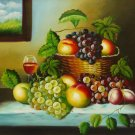 """New 20x24"""" 'Still Life' Hand-Made Oil Painting on Canvas"""