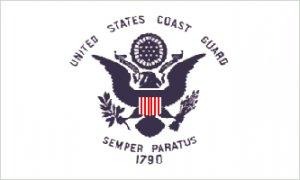 US Coast Guard Flag