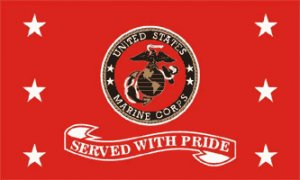 US Marines Served With Pride