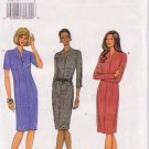 Butterick 3671 Size 12-16 Misses / Petite Straight Dress Pattern Uncut Dated 2002