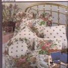 Simplicity Crafts 8470 Vintage Pattern Marjorie Puckett Pillows / Shams 10 Designs Uncut 1987