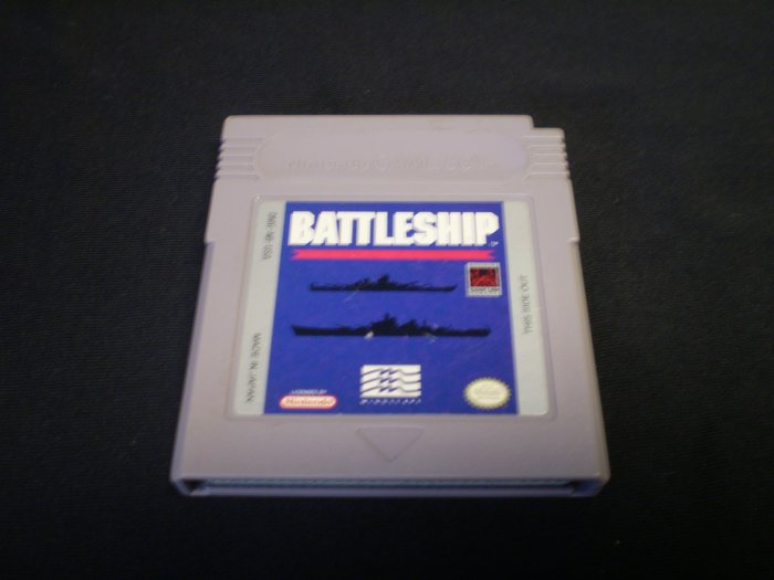 Battleship (Game Boy)