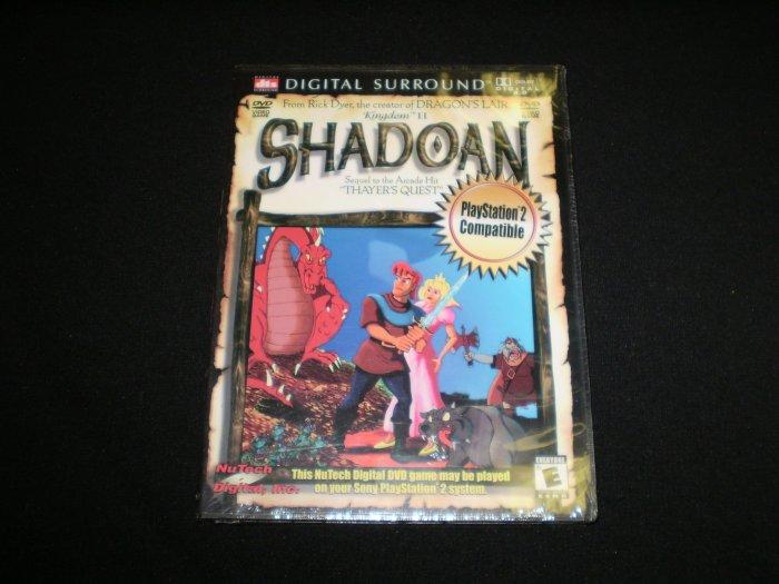 Shadoan (DVD Game)