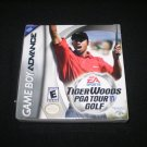 Tiger Woods PGA Tour Golf (Game Boy Advance)