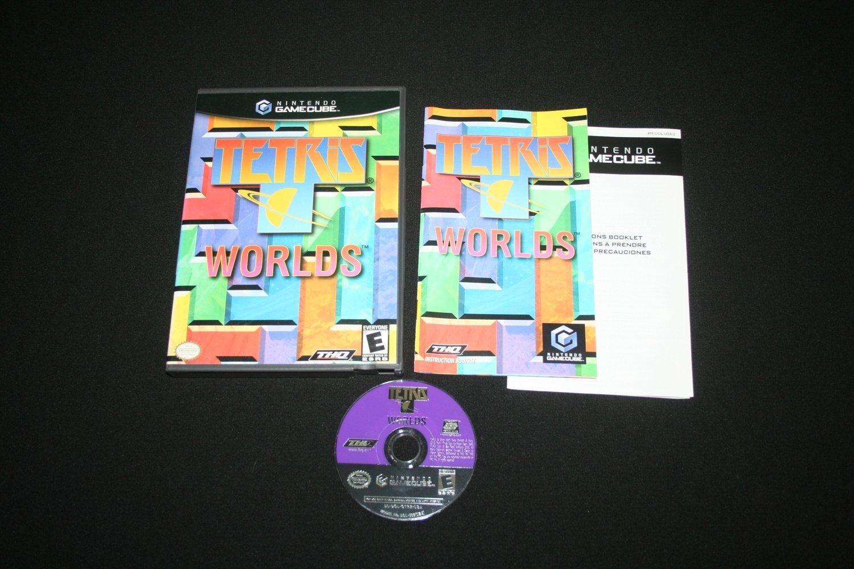 Tetris Worlds (Gamecube)
