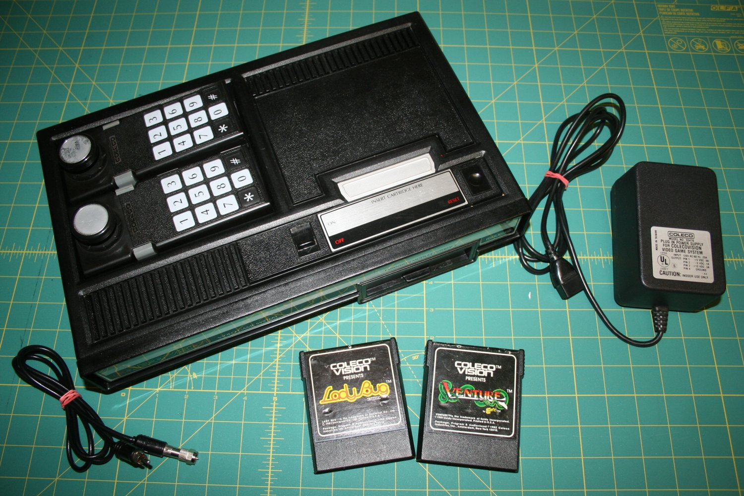 ColecoVision Console of the Insect