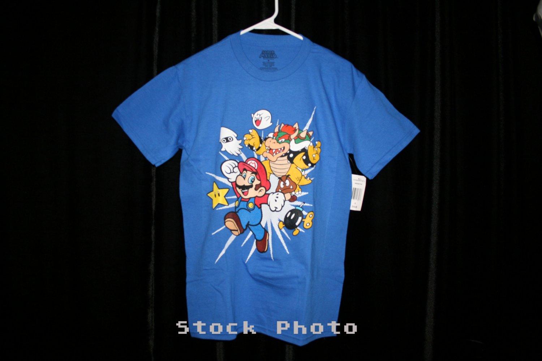 Super Mario Bros. T-Shirt (L)