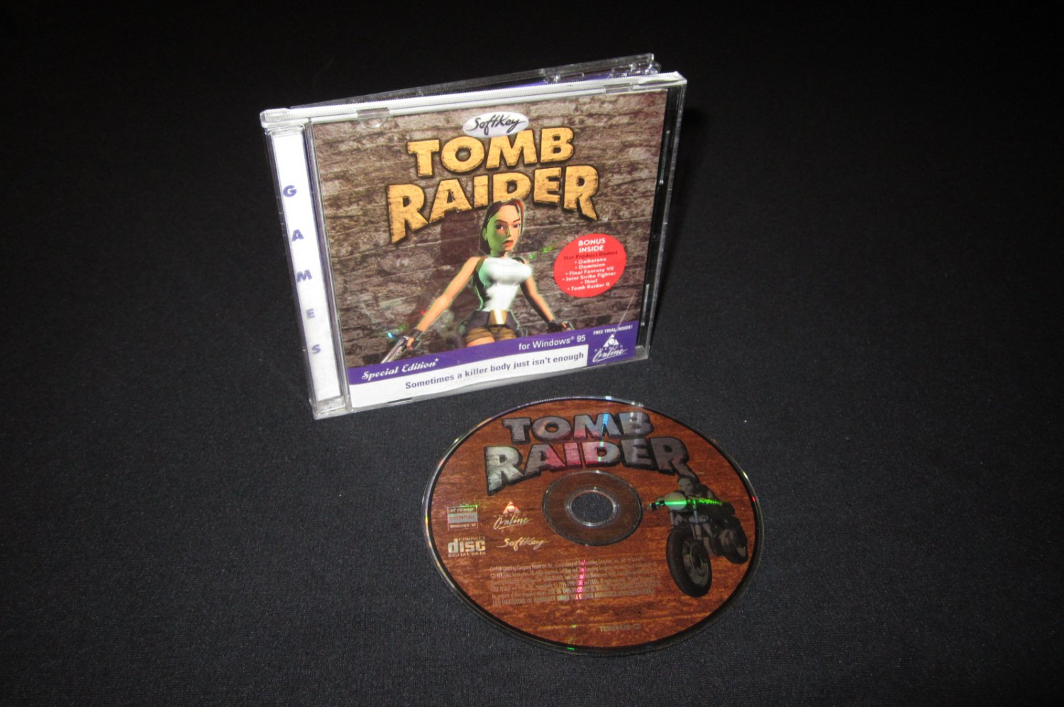 Tomb Raider Demo (PC)