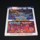 Pokemon Mystery Dungeon: Blue Rescue Team • Red Rescue Team Player's Guide