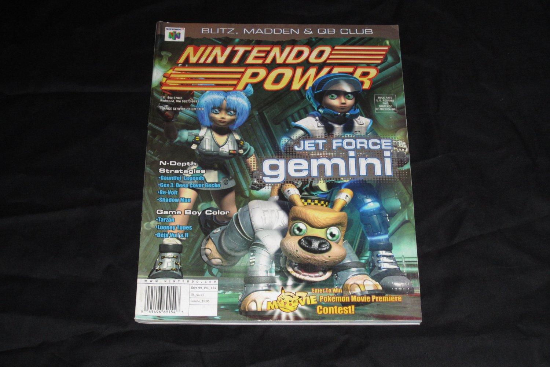 Nintendo Power Volume 124 (40 Winks Poster)