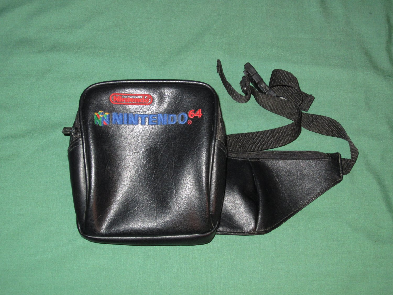 Nintendo 64 Fanny Pack Travel Bag
