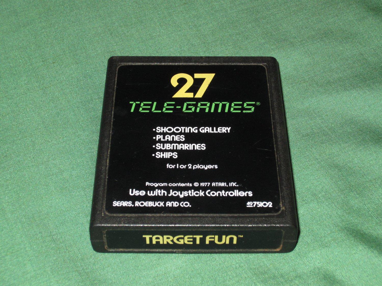 Target Fun (Atari 2600 / Sears)
