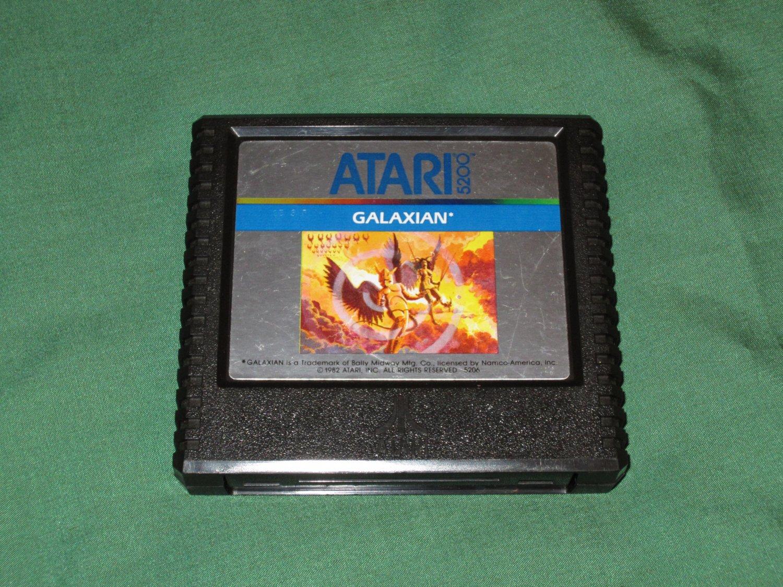 Galaxian (Atari 5200)