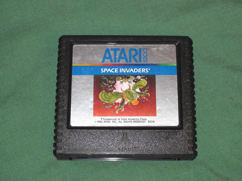 Space Invaders (Atari 5200)