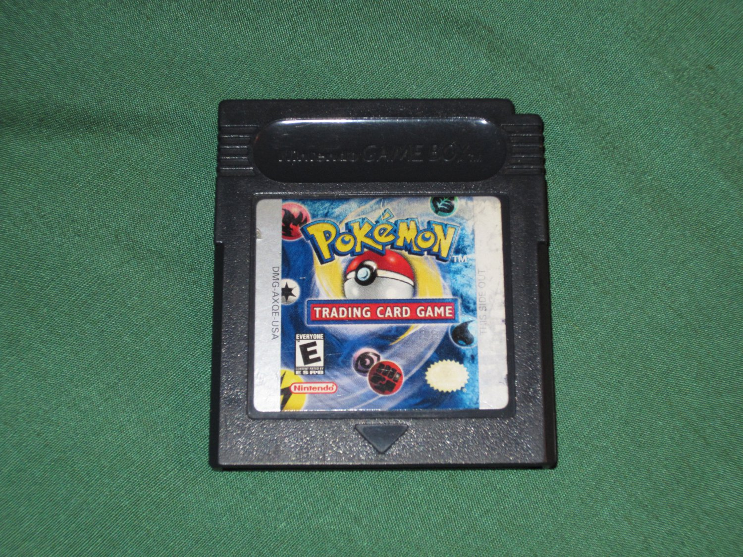 Pokemon Trading Card Game (Game Boy Color)