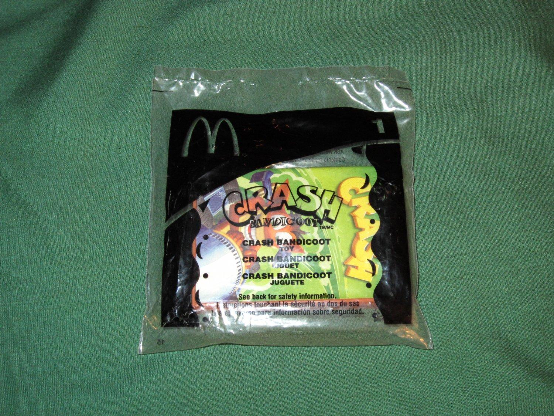 Crash Bandicoot McDonalds Hand-Held Game