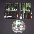 Enter the Matrix (Playstation 2)