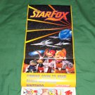 Starfox Poster (Nintendo Power Volume: 45)