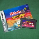 Risk / Battleship / Clue (Game Boy Advance)
