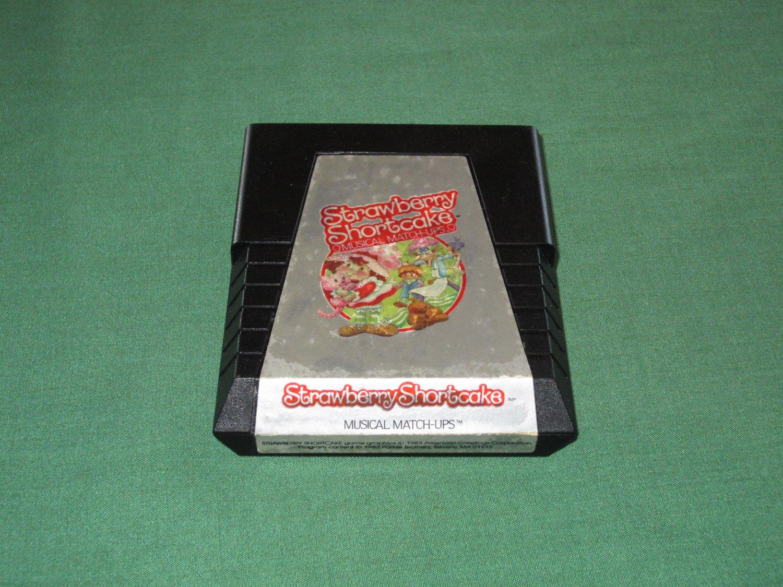 Strawberry Shortcake: Musical Match-ups (Atari 2600)